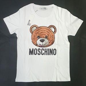 moschino womenn tee tshirt